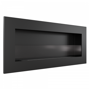 DELTA 2 SLIM чорний зі склом