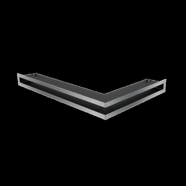 Решітка LUFT SF кутова ліва шліфована 60x40x6