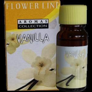 Ароматизированная масло - ваниль - 10 мл