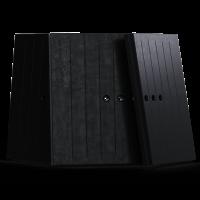 Плиты TERMOTEC черные MBO левая BS (комплект)