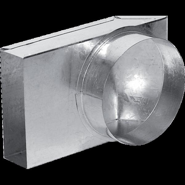 Перехідник канал-труба Ø 150