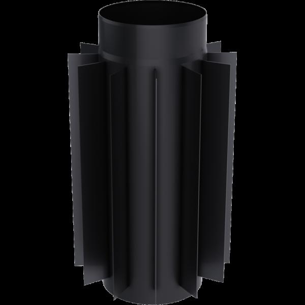 Радіатор стальний Ø 120