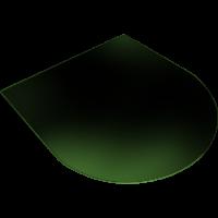 Скляна підставка ATHINA