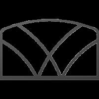 Декор для дверей KOZA K6 і K9 VV