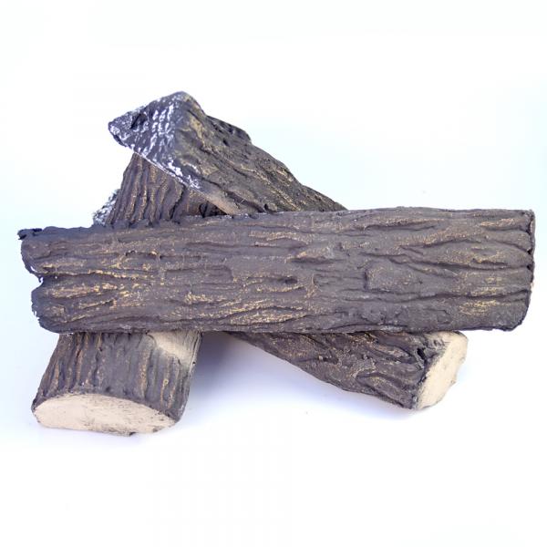 Декоративні керамічні шматочки ялиці