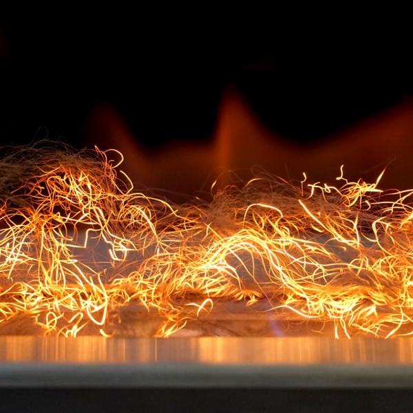 Жаростійке волокно GLOW FLAME