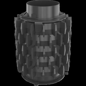 Аккумуляционная масса для каминных топок NADIA, LUCY, MB