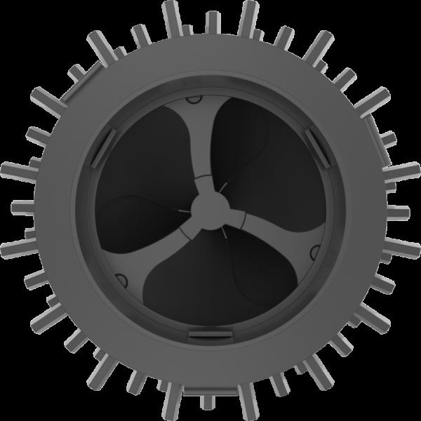 Аккумулирующий круг 4 шт. Kratki