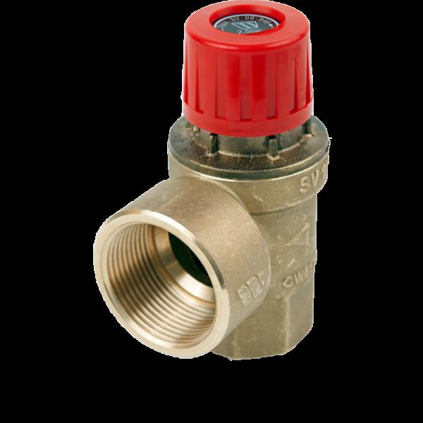 Запобіжний клапан 2,5 BAR - 1