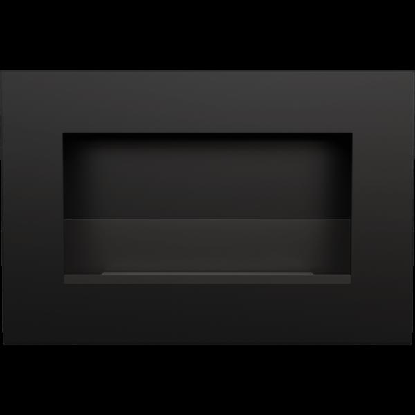 GOLF чорний з склом і з сертифікатом TUV