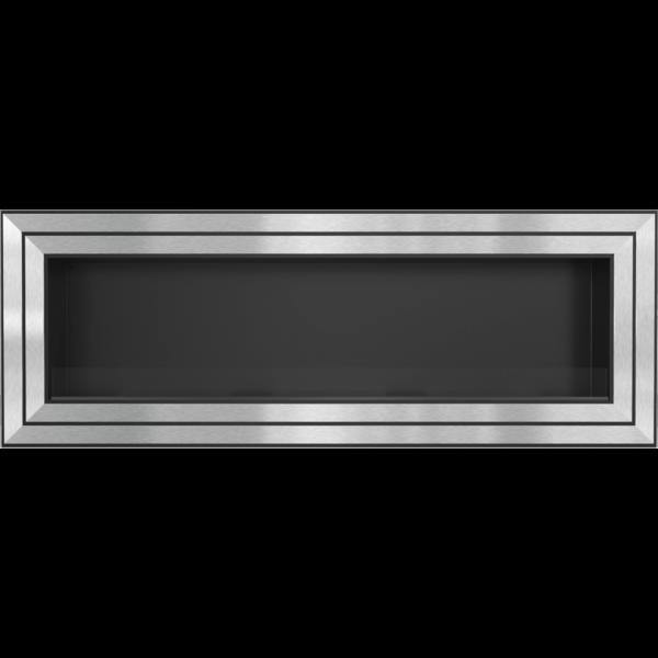 Биокамин Kratki JULIET 1800 с сертификатом TUV и стеклом