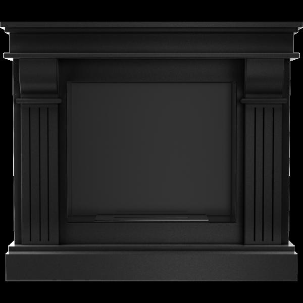 Біокамін Kratki AUGUST чорний з сертифікатом TUV