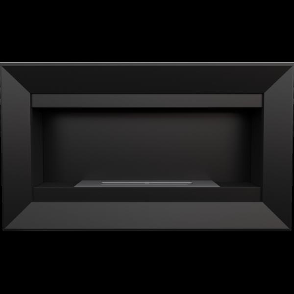 Біокамін Kratki CHARLIE чорний з сертифікатом TUV