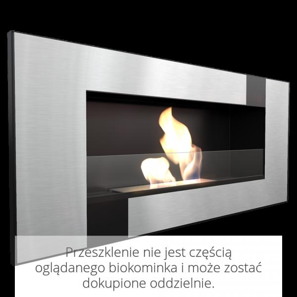 Биокамин Kratki DELTA 2 черный QUBE с сертификатом TUV
