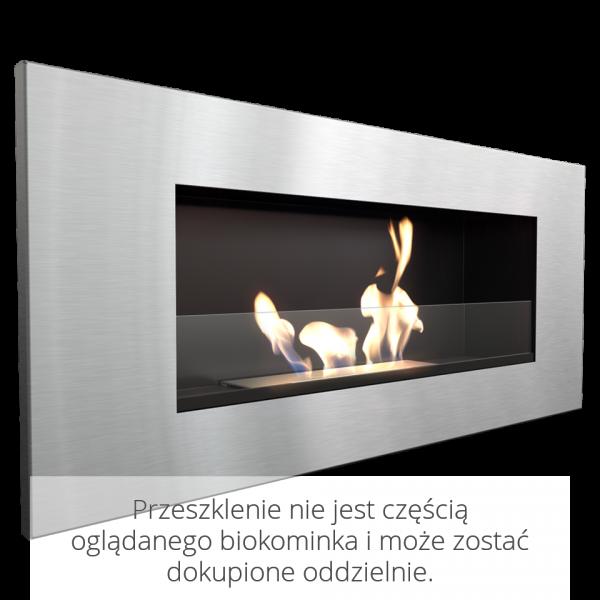 Біокамін Kratki DELTA 2 шліфований з сертифікатом TUV