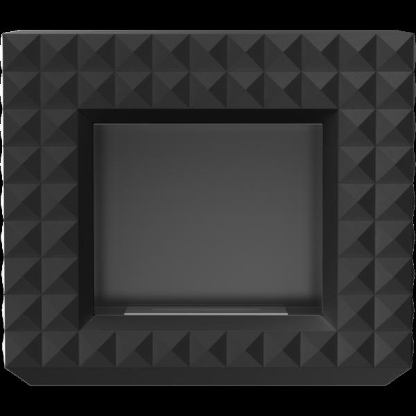 Біокамін Kratki EGZUL чорний з сертифікатом TUV