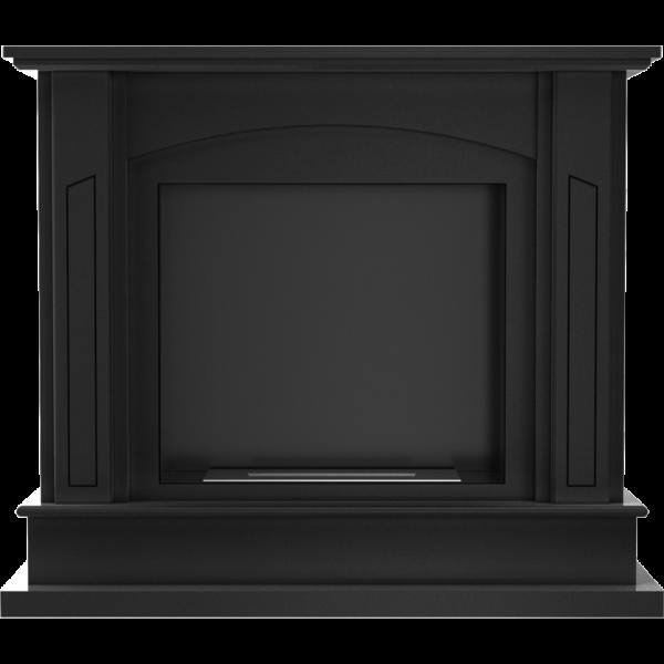 Биокамин Kratki FEBRUARY черный с сертификатом TUV