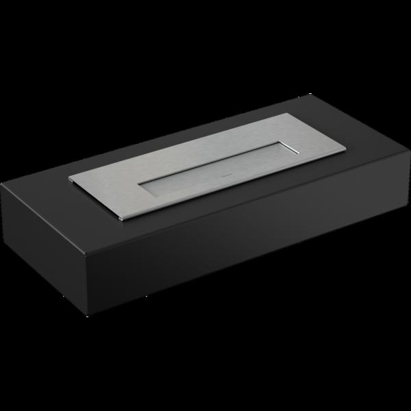 Біокамін Kratki INDIA чорний з сертифікатом TUV
