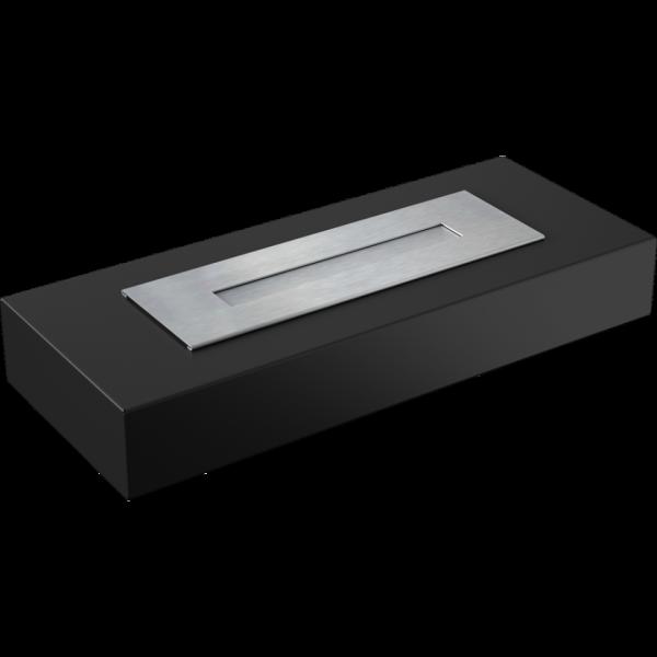 Биокамин Kratki INDIA MAX черный с сертификатом TUV