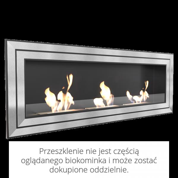 Біокамін Kratki JULIET 1800 з сертифікатом TUV