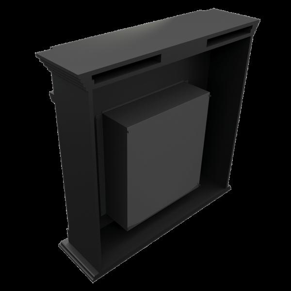 LEGIONIS чорний з сертифікатом TUV