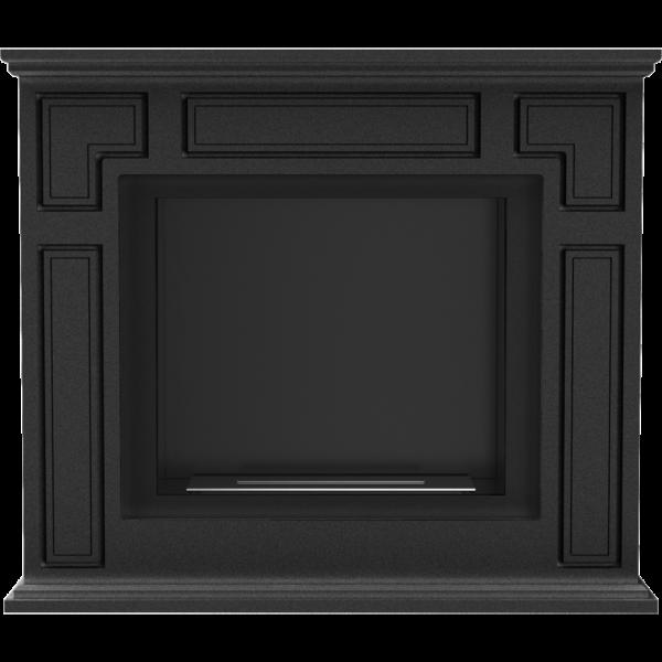 Біокамін Kratki MARCH чорний з сертифікатом TUV