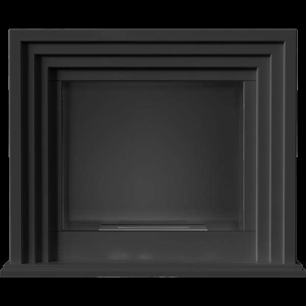 Биокамин Kratki QUAERERE черный с сертификатом TUV