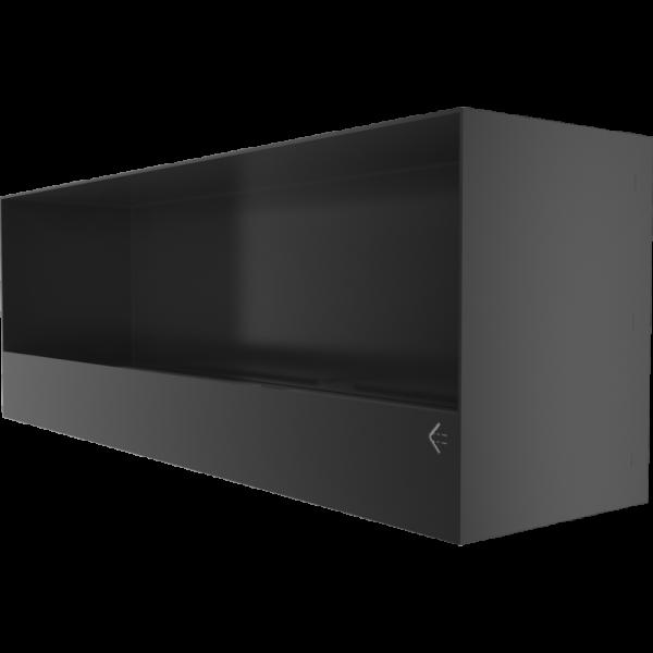 Биокамин Kratki QUEBEC черный с сертификатом TUV