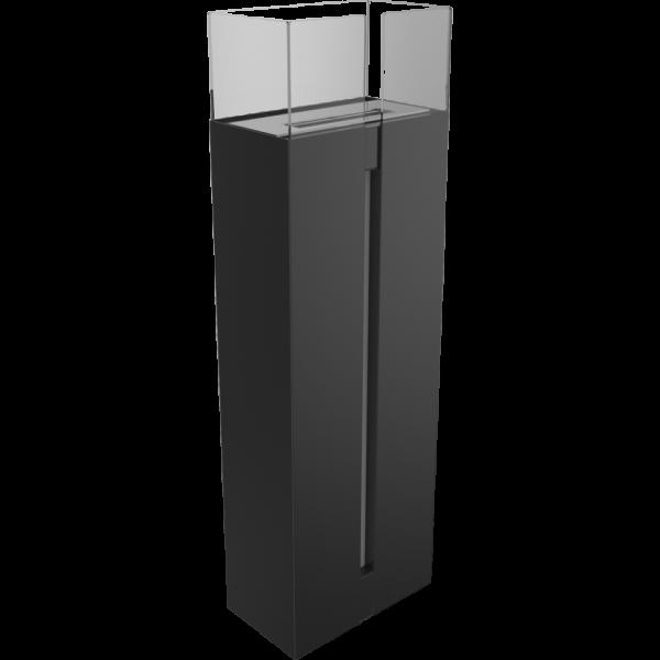 Біокамін Kratki ROMEO чорний з сертифікатом TUV