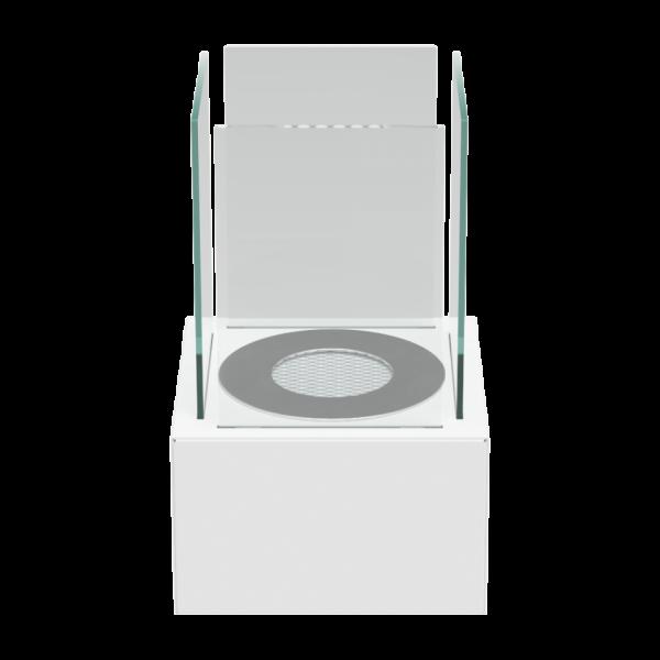 Биокамин Kratki TANGO 1 белый с сертификатом TUV
