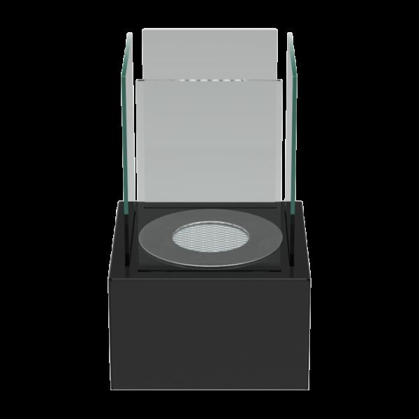 Биокамин Kratki TANGO 1 черный с сертификатом TUV