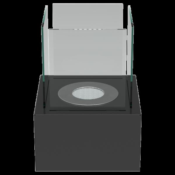 Биокамин Kratki TANGO 2 черный с сертификатом TUV
