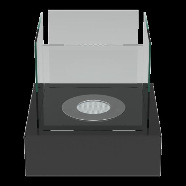 Біокамін Kratki TANGO 3 чорний з сертифікатом TUV