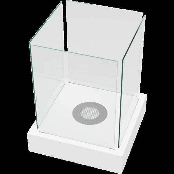 Биокамин Kratki TANGO 4 белый с сертификатом TUV