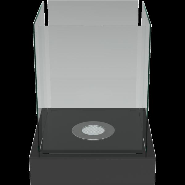 Біокамін Kratki TANGO 4 чорний з сертифікатом TUV