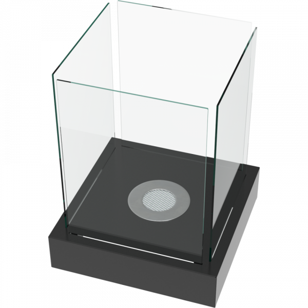 Биокамин Kratki TANGO 4 черный с сертификатом TUV