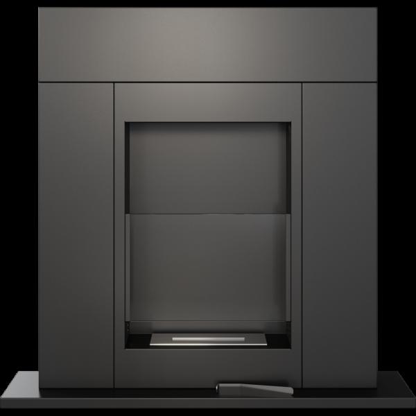 Біокамін Kratki WHISKEY чорний з сертифікатом TUV