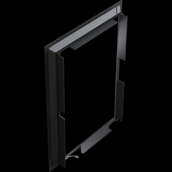 Рамка стальна для NADIA 9 (двостороннє кріплення дверцят)