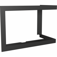 Рамка стальная для ZIBI 12 правая BS