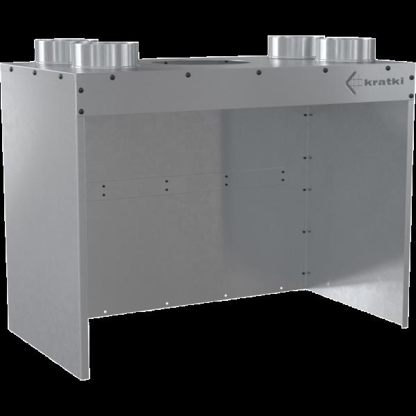 Дистрибютор 4x150 WIKTOR для самостійної збірки