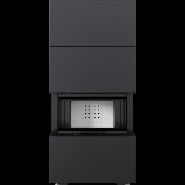 NBC 7 в обудові HOME EASY BOX стальний - чорний