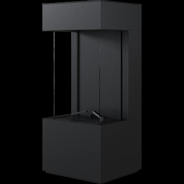 LEO 45/68 ліва / права в обудові HOME EASY BOX стальний - чорний NG