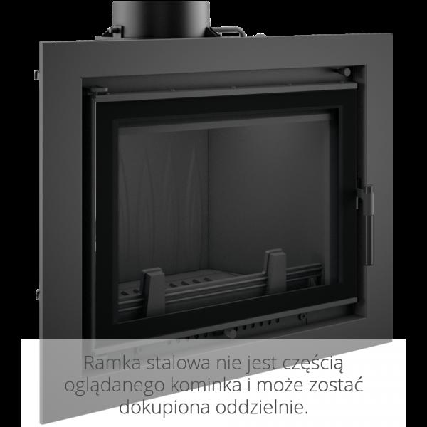 Камінна топка Kratki ERYK 12 DECO (12,0 кВт)