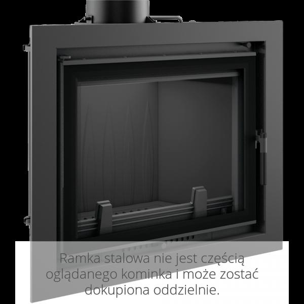 Каминная топка Kratki FELIX 16 DECO (16,0 кВт)