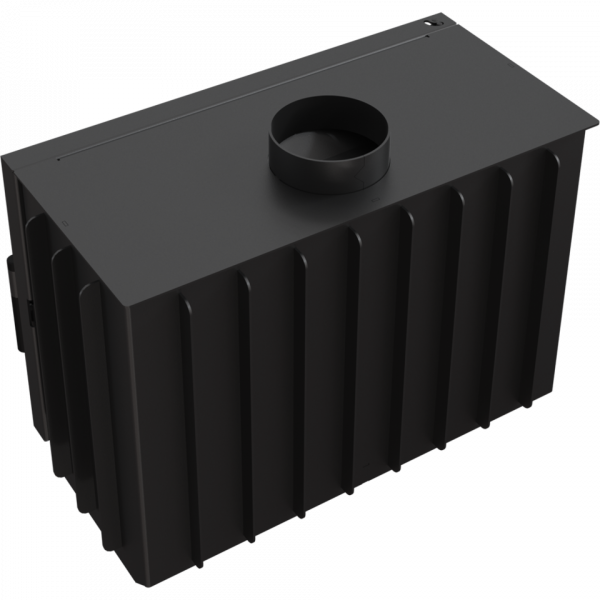 Каминная топка Kratki JAS 6 (7,0 кВт)