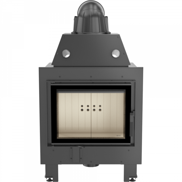 Каминная топка Kratki MBM 10 DG (10,0 кВт)
