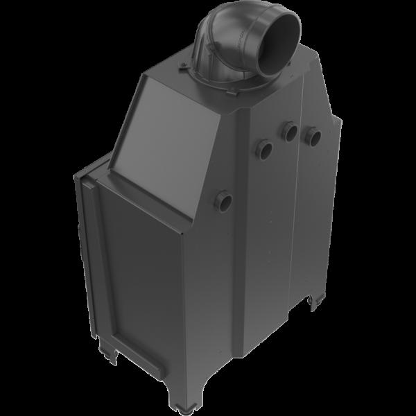 Каминная топка Kratki MBO 15 (15,0 кВт)
