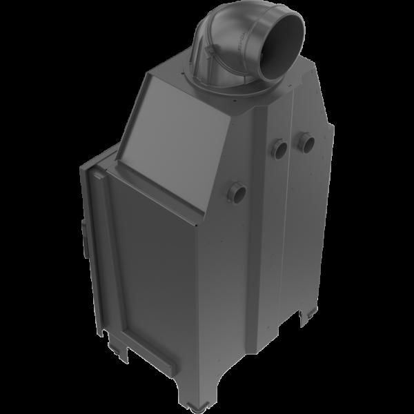 Камінна топка Kratki MBZ 13 (13,0 кВт)