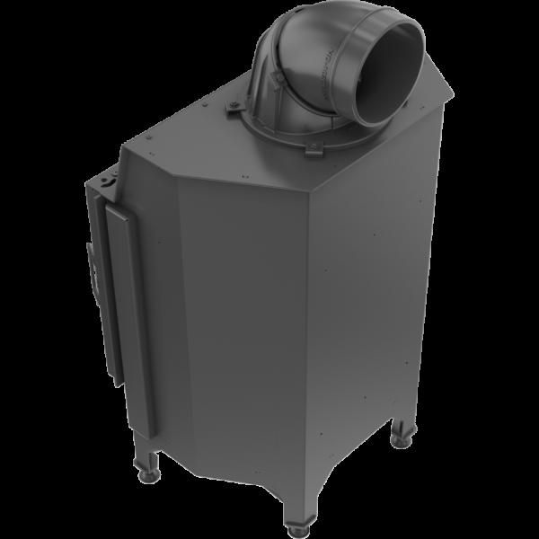 Каминная топка Kratki NADIA 10 (10,0 кВт)