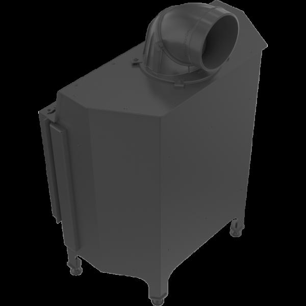 Каминная топка Kratki NADIA 12 (12,0 кВт)